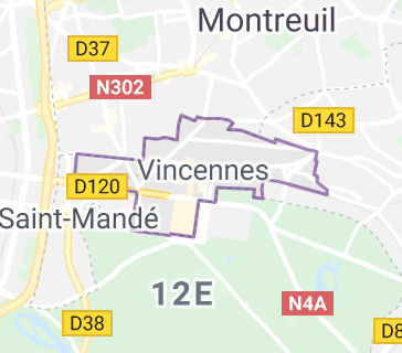 Vitrier Vincennes